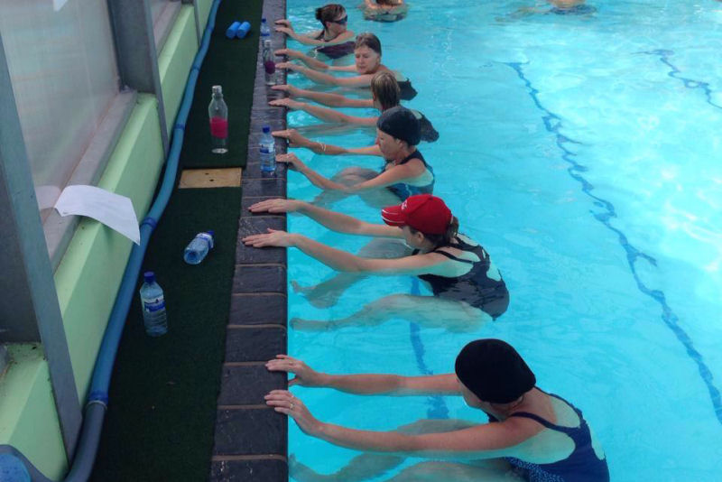 South African Water Fitness Association SAWFA